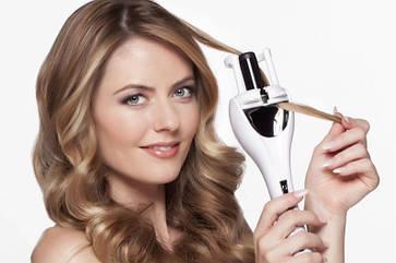 Стайлер для укладки волос InStyler Tulip инновационная автоматическая плойка для завивки волос In Styler