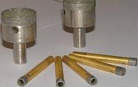 Коронки трубчатые по стеклу и керамике АМ 0341-0380