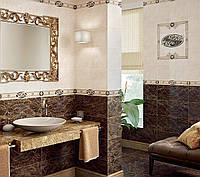 Керамическая плитка для ванной ФЕНИКС интеркерама