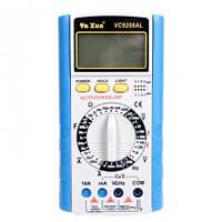 Цифровой мультиметр (Тестер) Ya Xun VC-9208AL