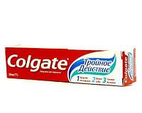 Зубная паста Колгейт Тройное действие 50 мл