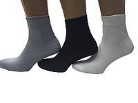 Носки мужские  низкие без шва бамбук Z&N