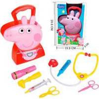 Игровой набор Кейс Доктора Свинки Пеппы , фото 1