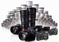 Ремонт фотоаппаратов, видеокамер цифровых и кассетных