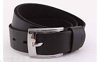Ремень мужской кожаный джинсовый ширина 40 мм 930396