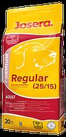 Корм для собак Josera Regular 20 кг, корм для взрослых собак всех пород
