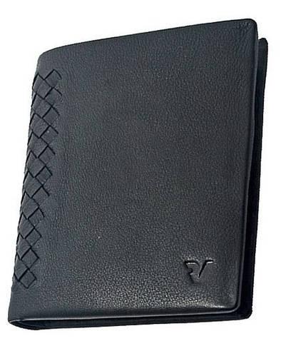Кожаное портмоне для мужчин Roncato Monaco 410671/01 черный