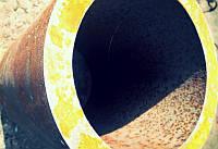 Труба кругла 203х22 товстостінна
