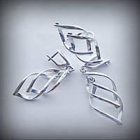 12017 Комплект Парус серебро 925 пробы от украинского производителя
