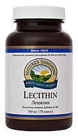 Лецитин - натуральные капсулы для печени,мозга, нервов  (170 капсул,США)