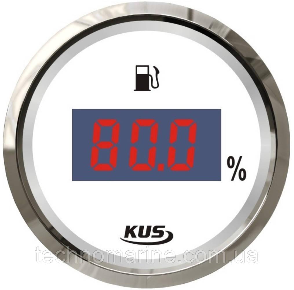 Датчик уровня топлива белый цифровой Wema (Kus) - Интернет-магазин «Техномарин» в Николаеве
