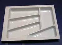 Лоток для столовых приборов пластиковый шир. 300 мм