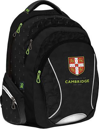 """Функциональный подростковый рюкзак 27 л. Т-24 """"Cambridge"""" YES! 552670"""