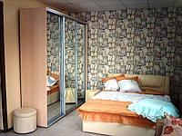 Кровать двухспальная ЛАУРА (любые размеры и дизайн)