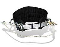 Пояс предохранительный ПБ-5 строп плетеный шнур
