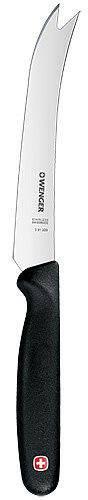Стильный кухонный нож для сыра Wenger Grand Maitre 3 91 209 P1 черный