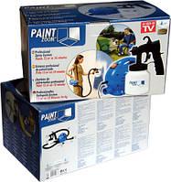 Краскораспылитель (электрический краскопульт) Paint Zoom