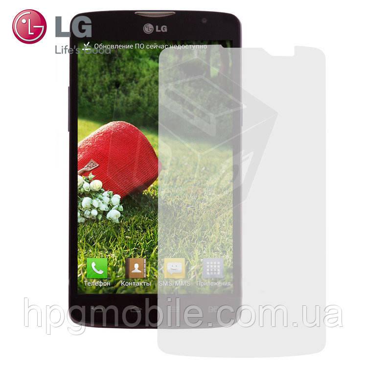 Защитное стекло для LG Tribute 5 LS675 - 2.5D, 9H, 0.26 мм