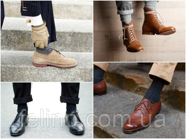 Мужские носки — как выбрать и с чем носить