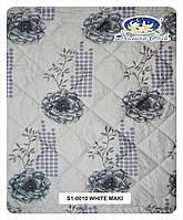 Одеяла из овечьей шерсти в сатине 200x220 см.