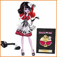 Кукла Monster High Оперетта (Operetta) из серии Frights, Camera, Action! Монстр Хай