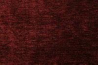 Ткань мебельная КРИСТИНА - шенилл однотон / бордо