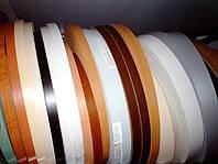 Кромка для ДСП (ПВХ, без клею) 0,45 х 22 мм, дерево, металік / Кромка для ДСП (ПВХ, без клея) дерево, металлик