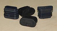 Заглушка пластикова для ніжок стільця ISO (ІЗО) / Заглушка пластиковая для ножек стула ИЗО и др. офис. стульев
