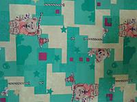 Ткань мебельная Acrobat зелёный