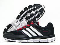 Кроссовки мужские Adidas Adizero темно-синие с красным (адидас адизеро)