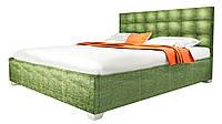 "Кровать ""Теннесси"" (ткань, спальное место 140x200, без матраса)"
