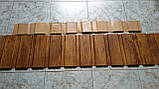 Профнастил ПС-10, золотой дуб для забора, для обшивки стен, как подшива карнизного свеса, фото 2