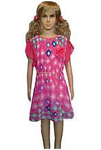 Летние платье ромбы