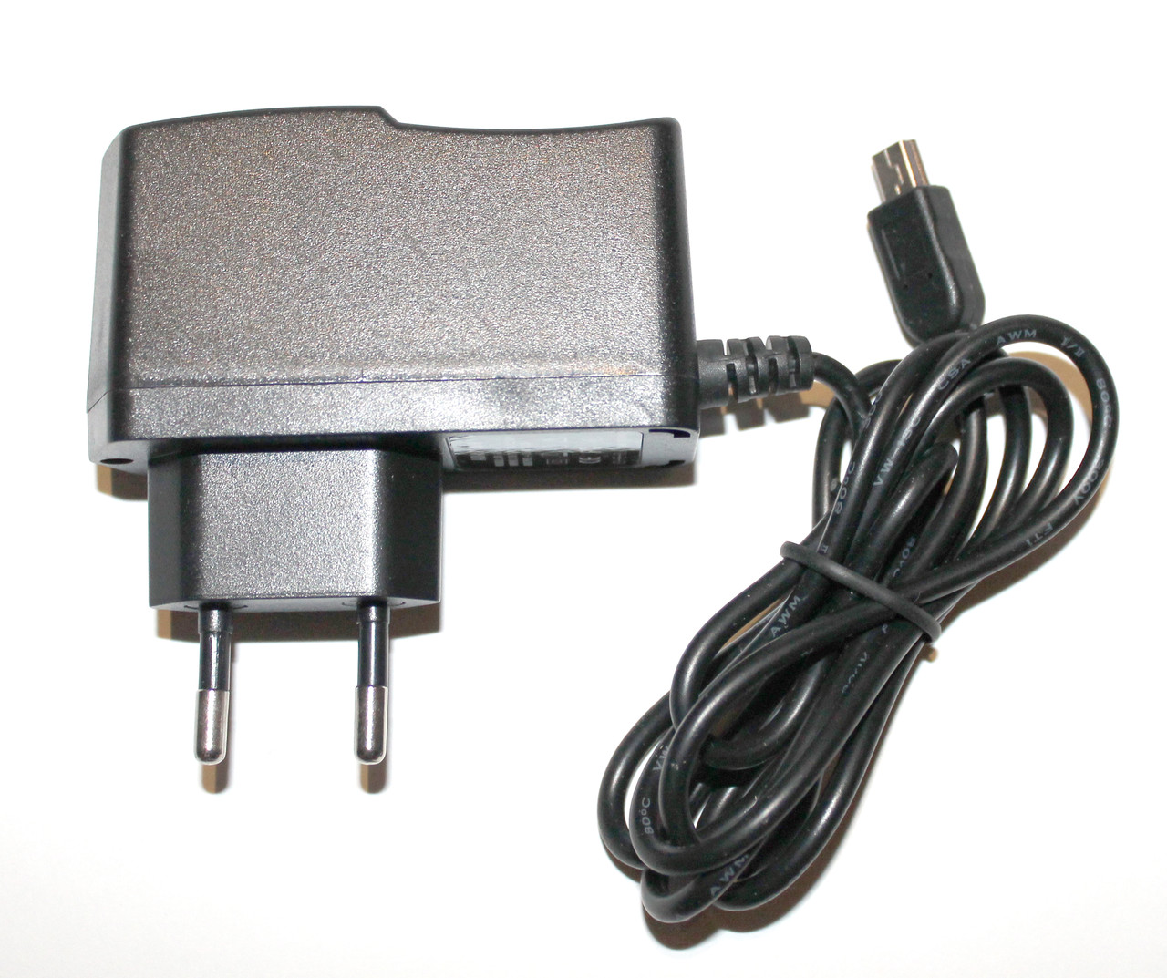Сетевая зарядка miniUSB 220V