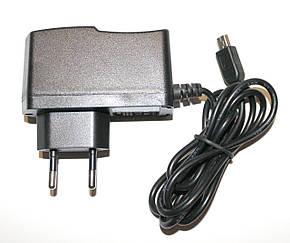 Сетевая зарядка miniUSB 220V, фото 2