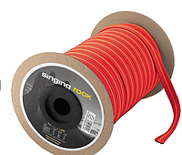 Стропа SINGING ROCK Tubular webbing w.20mm red 120m