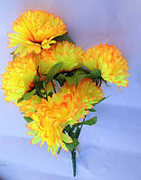 """Букет """"Хризантемы"""", 7 голов, цвета в ассортименте, фото 1"""