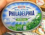 Приготовление   сыра --  Филадельфия