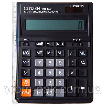 Калькулятор Citizen SDС 444, фото 2