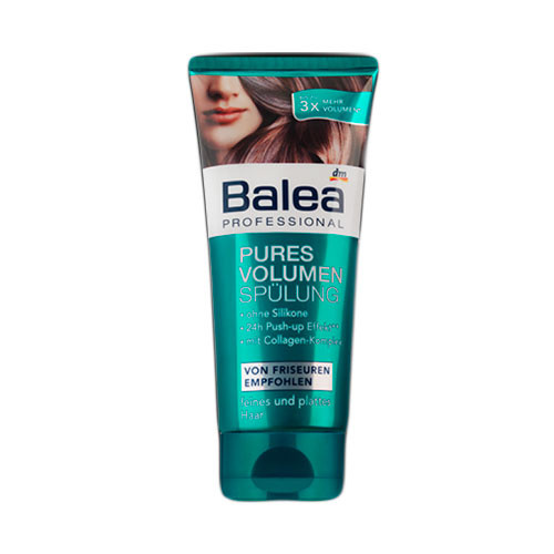 Balea Professional Spülung Volume Профессиональный бальзам разглаживающий 200 ml