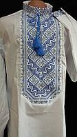 """Рубаха с вышивкой для мальчика-подростка """"Миколка"""", 37-46 р-ры, 315/290 (цена за 1 шт. + 25 гр.)"""
