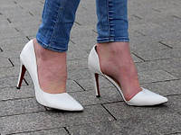 Женские туфли DREW White