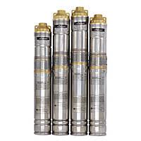 Скважинный шнековый насос SPRUT QGDa 1.8-50-0.5  нерж.+ пульт