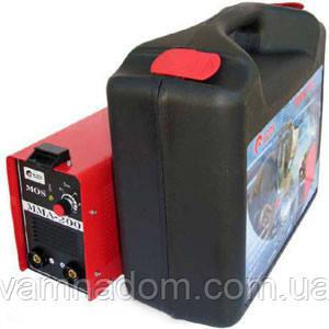 Зварювальний інверторний апарат Edon ММА-200 mini (кейс)