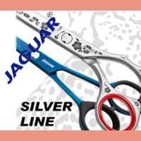 Парикмахерские ножницы Jaguar Silver