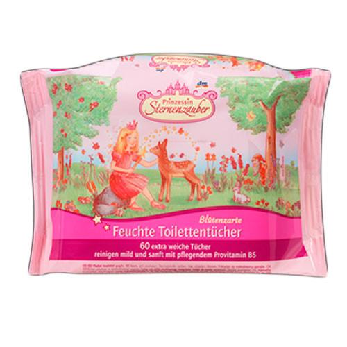 Denkmit Prinzessin  Детские влажные салфетки 60 шт