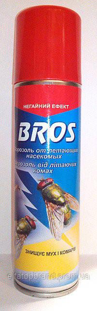 Bros Дихлофос   летающих насекомых, 150 мл