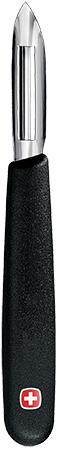 Удобный нож для чистки овощей Wenger Grand Maitre 3 91 238 PL черный