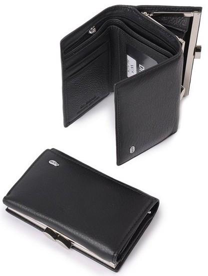 20abb18f5c89 Женский кожаный кошелек. Женский кошелек складной.Компактный маленький  кошелек. Практичный. Код: КТМ 236.