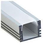 Алюминиевый профиль — светодиодный алюминиевый профиль Z207-P 16х12 AS, фото 4